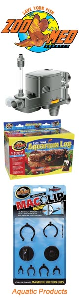 ZooMed Aquatic Products